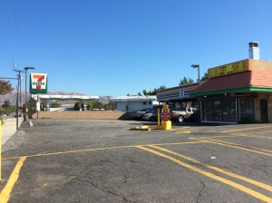 The 7/11 on Lassen and Mason Avenue.